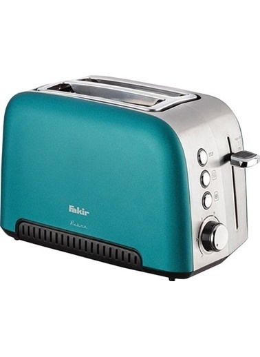 Fakir Rubra Turkuaz Ekmek Kızartma Makinesi Renkli